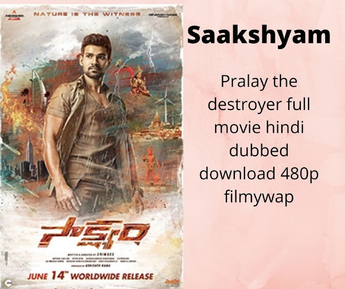 Pralay the destroyer full movie hindi dubbed download 480p filmywap