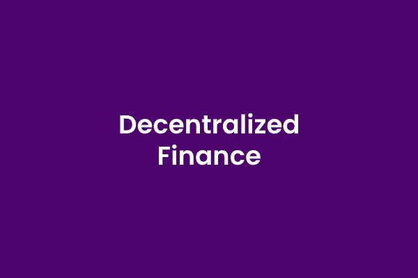 Pengertian Decentralized Finance, Karakteristik Decentralized Finance, Dampak Decentralized Finance, Contoh Decentralized Finance