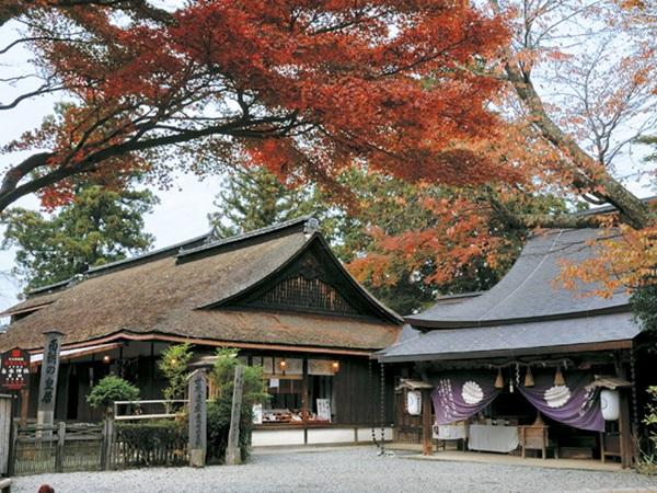 ศาลเจ้าโยชิมิสึ (Yoshimizu Shrine: 吉水神社) @ www.japan-trip-navigator.com