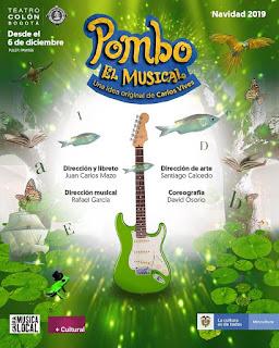 POMBO MUSICAL Teatro Colon