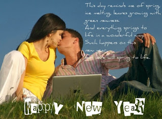 Romantic New Year 2017 Images