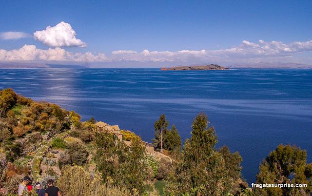 Ilha do Sol, Lago Titicaca, Bolívia