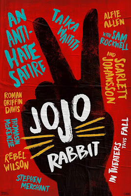 Taika Waititi's Jojo Rabbit movie poster