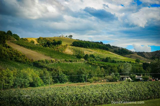 Romagna Dom z Kamienia blog