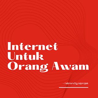 cover internet untuk orang awam