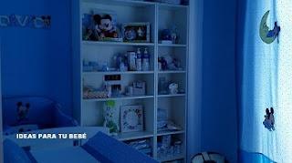 habitacion mickey
