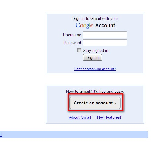 How to Create a Gmail Account (with Pictures) - wikiHow