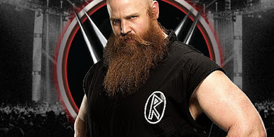 Erick Rowan Reveals What's Inside The Cage