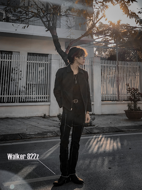 [Walker Collection] Huy Pham on Walker 822z