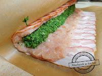 szpinak zawijany w mięsie mielonym drobiowym tani prosty obiad pomysł na niedzielę party catering bbq