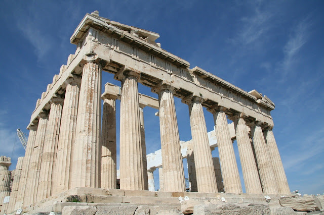 The Acropolis and the Acropolis Museum