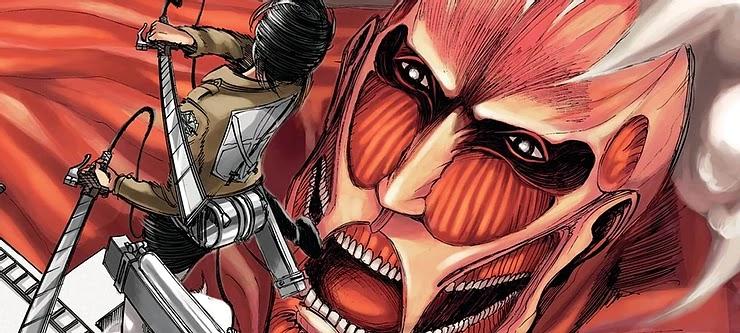 Mangá chega ao fim em abril de 2021   Attack on Titan