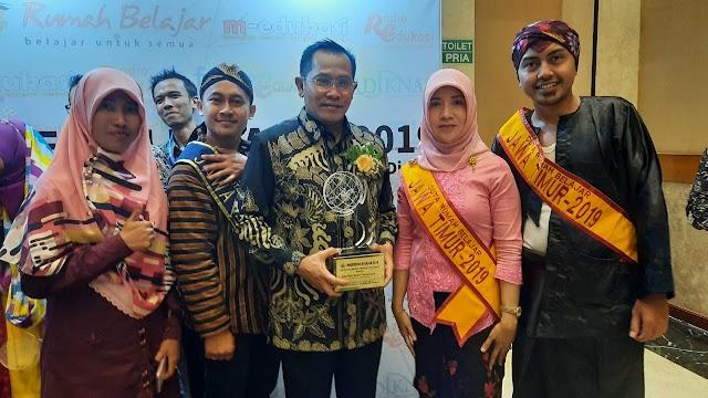 Lagi, Jatim Raih Penghargaan Anugerah Kihajar
