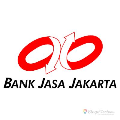 Bank Jasa Jakarta Logo Vector