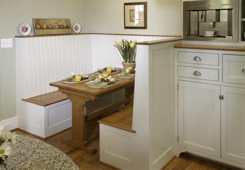 Kitchen Design Ideas Nooks