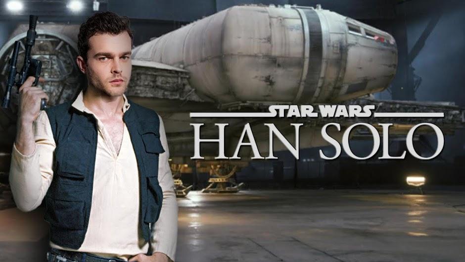 Han Solo | Derivado da saga Star Wars pode ser adiado para dezembro de 2018