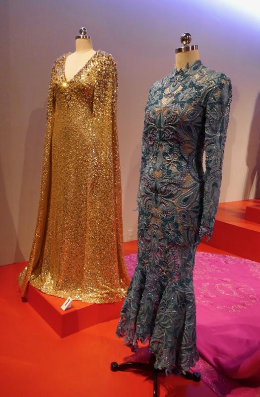 Oceans 8 Met Gala gowns