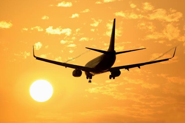 Amanhecer viajando