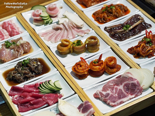 SAN NAE DUEL Korean BBQ Buffet At NEXUS Bangsar South