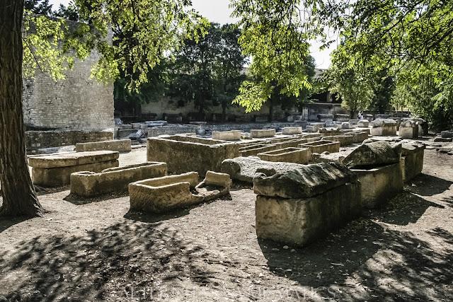 de Arles, Francia