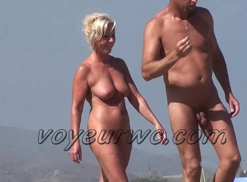 Nude Euro Beaches 28 (Amateur fems with nude tits and cunts on beach voyeur movie)