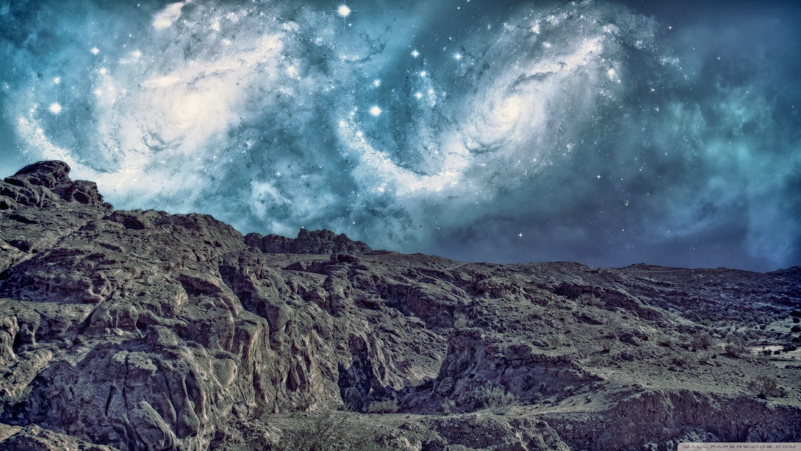 Wallpapers world mountains space hd wallpaper 2560 x 1440 - Space 2560 x 1440 ...