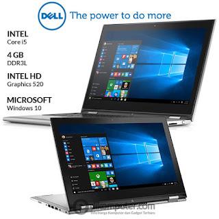 Harga Laptop DELL Inspiron 13 7359 Terbaru