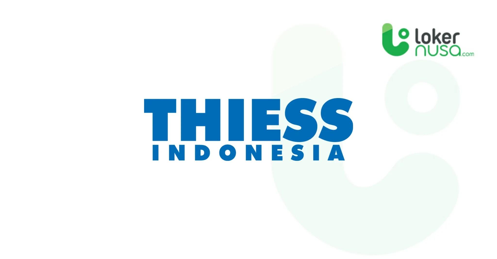 Lowongan Kerja Tambang Thiess Indonesia