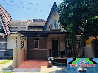 Rp.685 Jt Dijual Rumah 1 1/2 Lantai Di Victoria Sentul City ( CODE 434 )