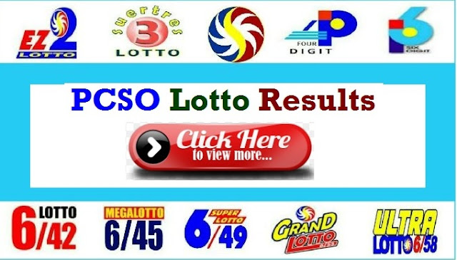 PCSO Lotto Result August 21 2020