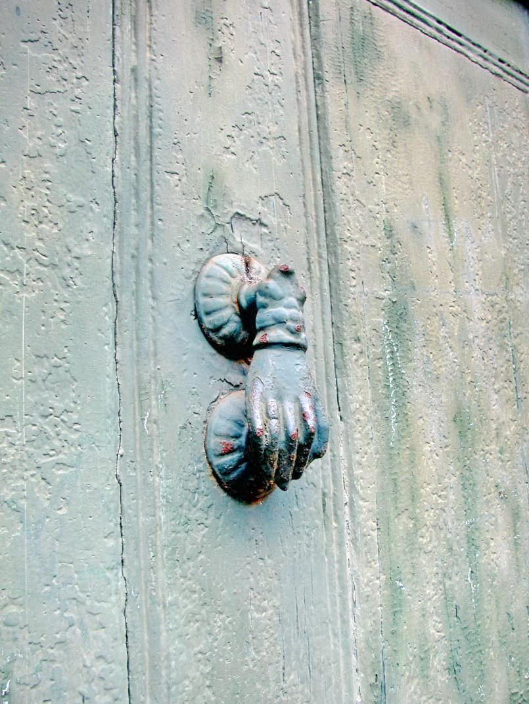 Funchal's most popular hand door-post