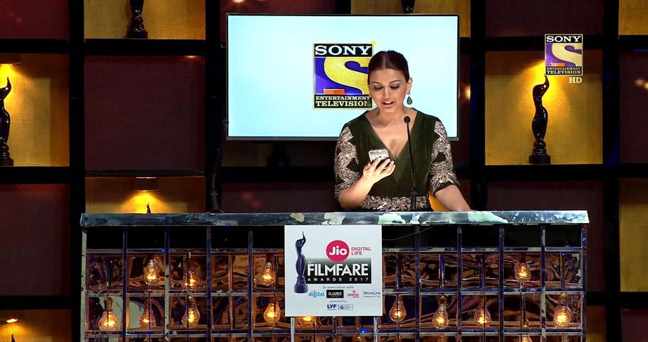 62nd Jio Filmfare Awards 2017 Part 1