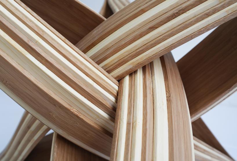 ARTEGUADUA COLOMBIA : la mesa de café de bambú dinámica por la ...