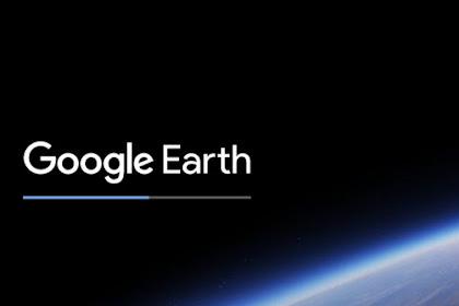 Mengatasi google earth pro layar hitam atau black screen