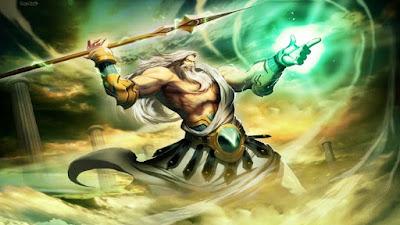 Yunan Mitolojisinde Önemli Tanrılar ve Tanrıçalar