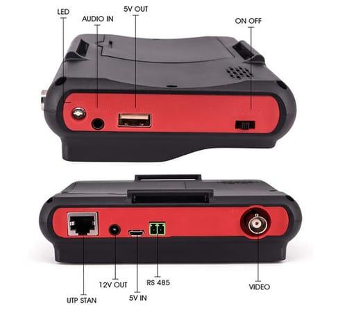 SGEF Wrist CCTV HD 8MP Portable Camera Tester