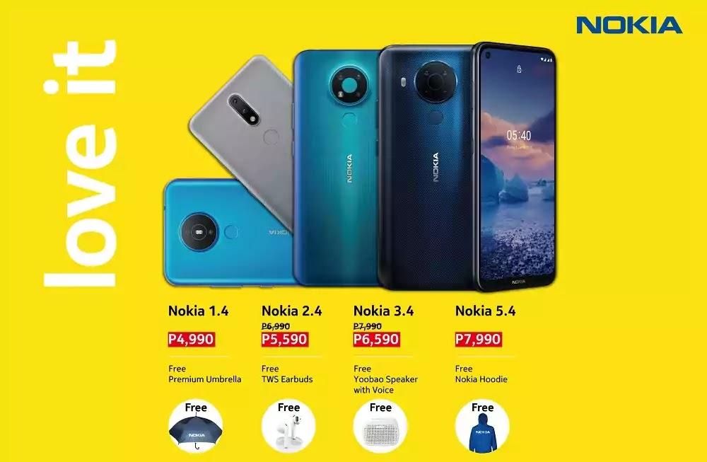 Nokia Rainy Season Sale