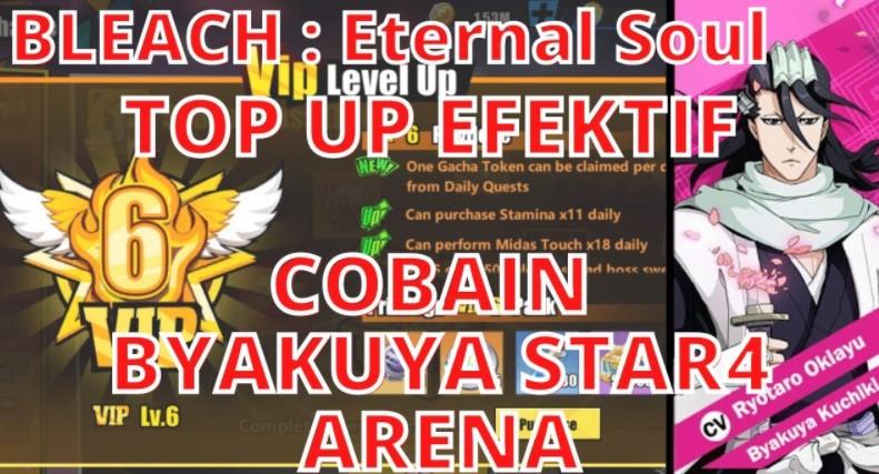 Top Up Bleach Eternal Soul