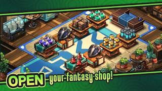Tiny Shop: Idle Fantasy Shop Simulator mod apk