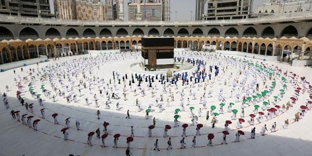 Kemenag: 327 WNI Ikut Jadi Jemaah Haji Tahun Ini
