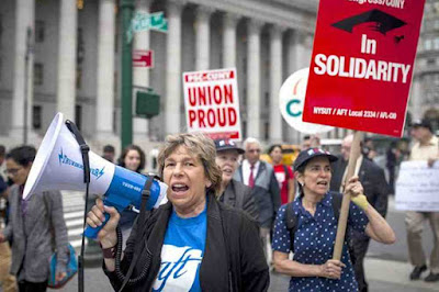 AFT President Randi Weingarten on The US Supreme Court Janus Decision