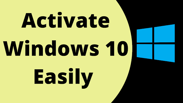 How to Activate Windows 10 Without Product Key Offline