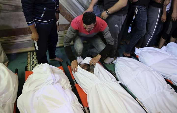 Hari ke-8 Agresi Gaza: 197 Gugur, Termasuk 58 Anak dan 1.235 Luka