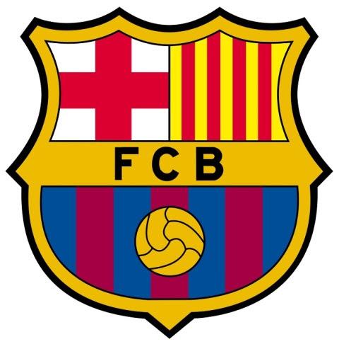 Mẫu logo Barca mới nhất
