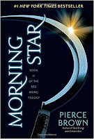Morning Star by Pierce Brown book cover and review
