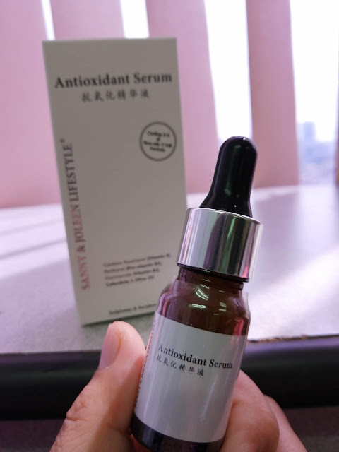 Antioxidant Serum Sanny & Joleen Lifestyle