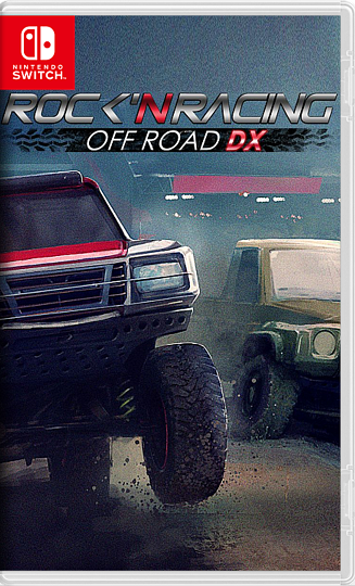 Rock 'N Racing Off Road DX NSP Switch