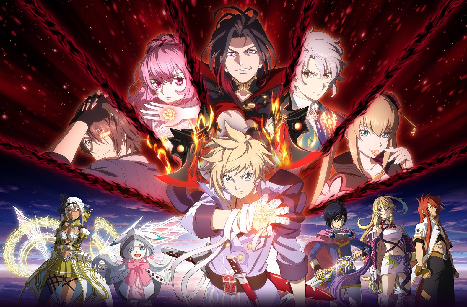 Tales of Crestoria - Global Date