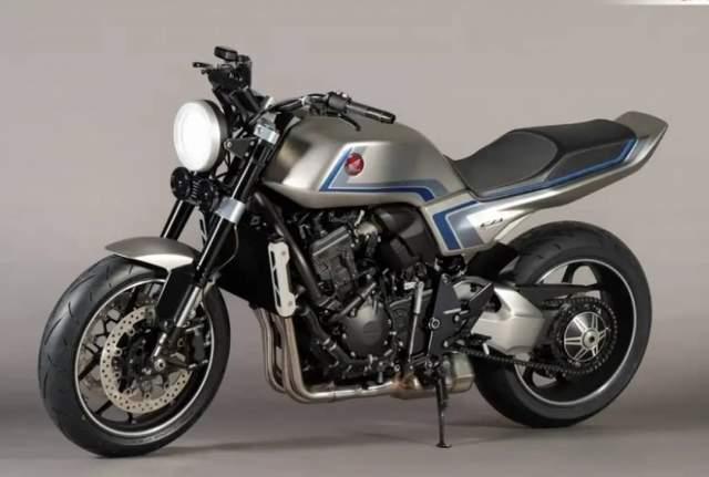 Honda CB F Concept 3