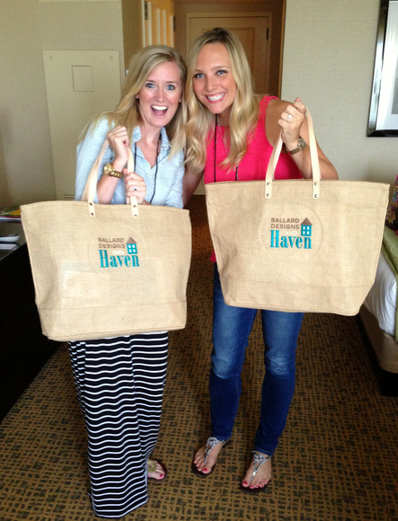 Haven Conference Swag Bags